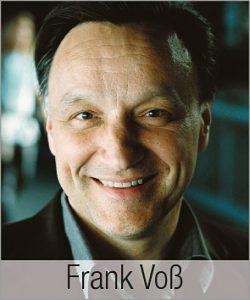 Portrait Frank Voss©Henry Husen