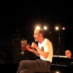 Karl M. Sibelius / Pianist Nebojsa Krulanovic (Foto: Rupert Rieger)