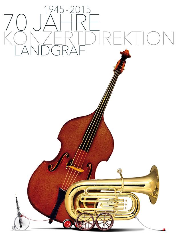 2015 - 70 Jahre Konzertdirektion Landgraf © Gio Löwe