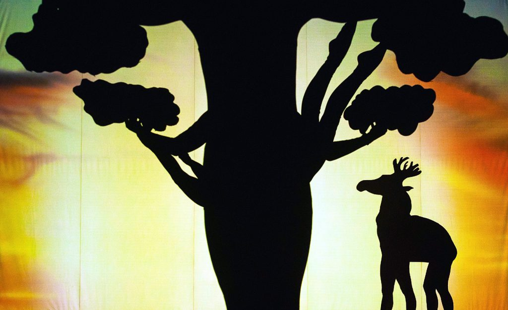 VERBA Shadow Theatre - Wald