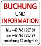 Buchung und Information