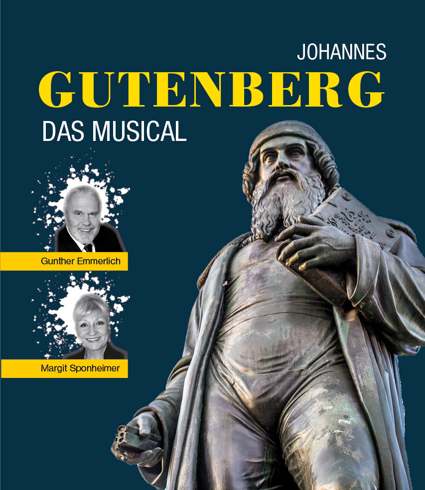 Gutenberg - Das Musical