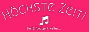 Homepage HÖCHSTE ZEIT!