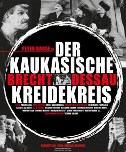 """Pakat """"Der kaukasische Kreidekreis"""" 2014, Fotos: Guido Kasper, Dietrich Dettmann"""