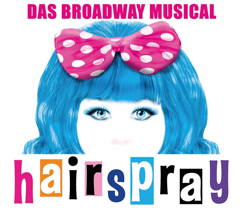 Hairspray | Konzertdirektion Landgraf - Tournee-Theater EURO-Studio