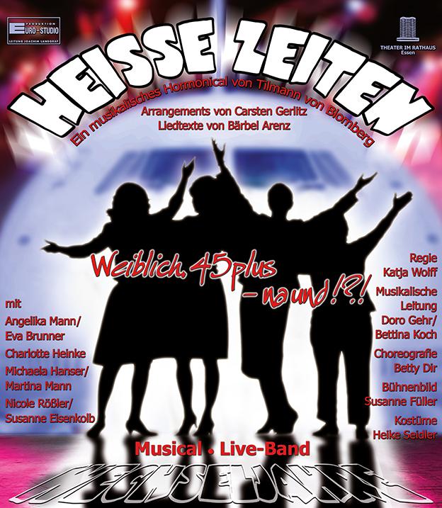 """Pakat """"Heisse Zeiten"""" Tournee 2015"""