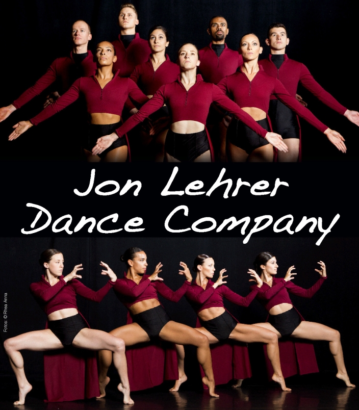 Plakat Jon Lehrer 2016 - Fotos © Rhea Anna