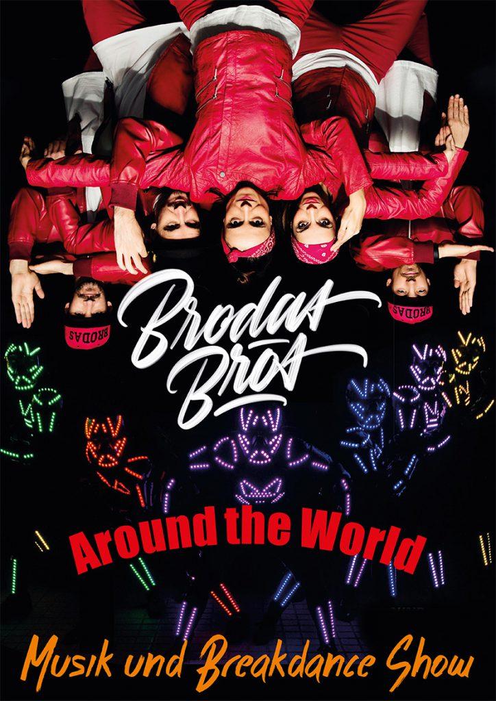 Plakat Brodas Bros 2019