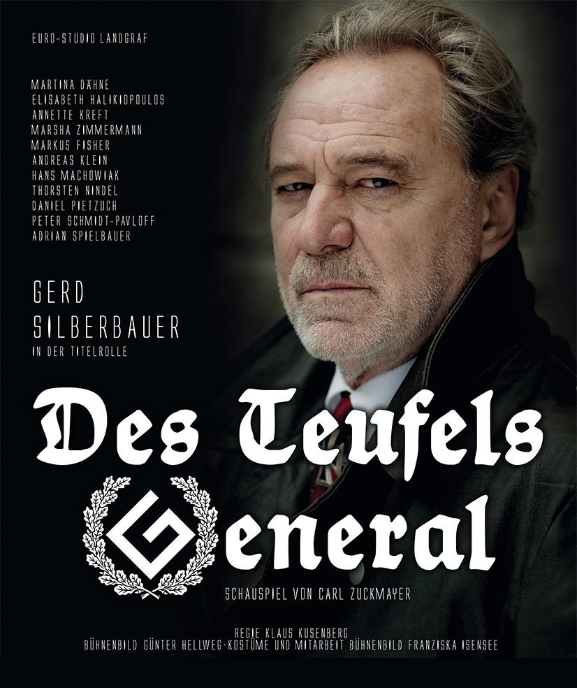 """Plakat """"Des Teufels General"""""""