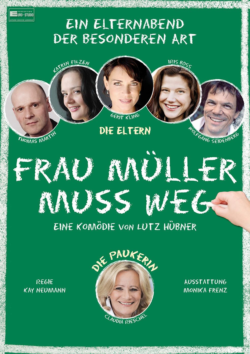 Frau Mueller Muss Weg