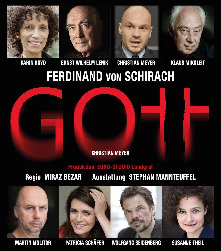 Plakat Gott 2020/2021