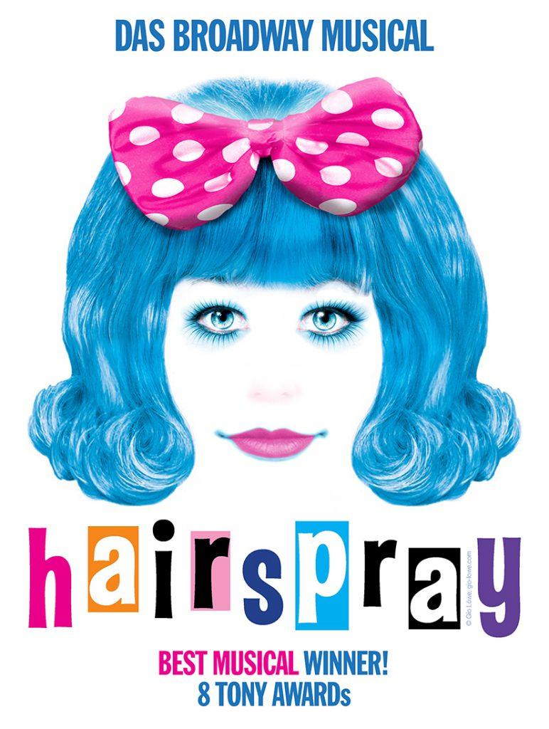 Plakat Hairspray 2016