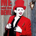 "Plakat ""Me and the devil"" 2017"