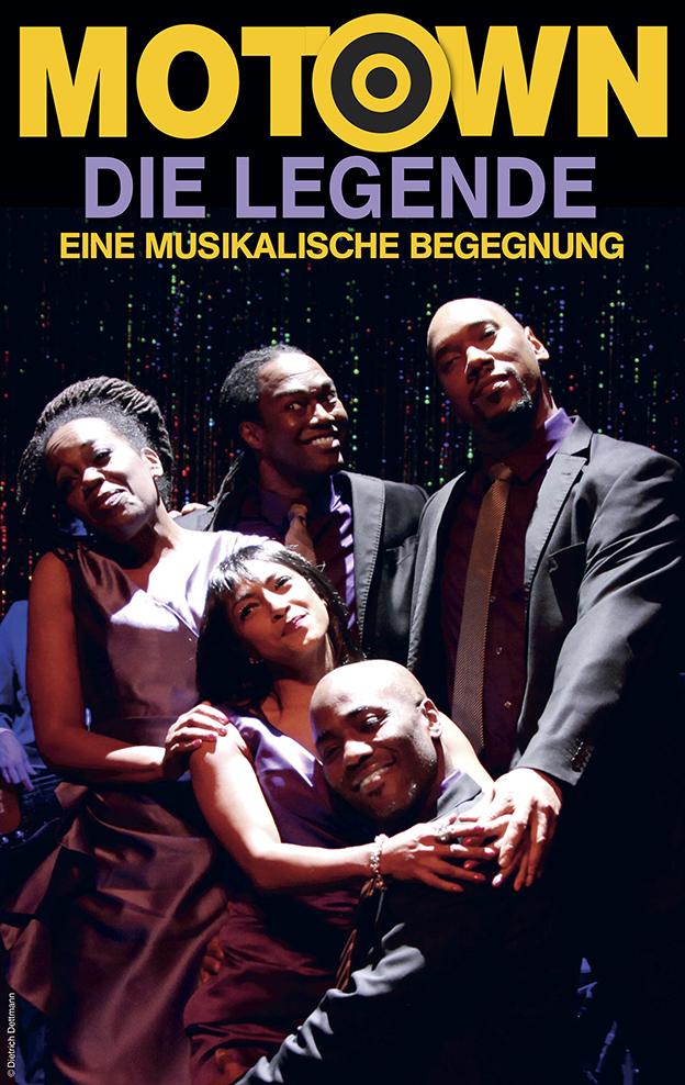 """Plakat """"Motown"""" 2015"""