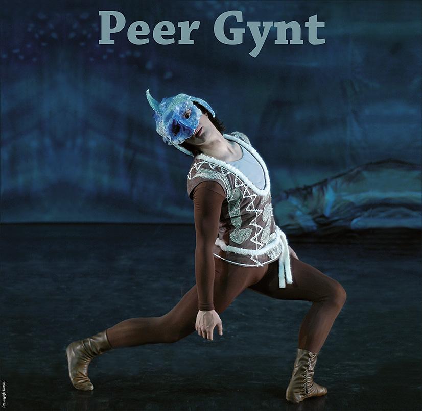 Plakat Peer Gynt