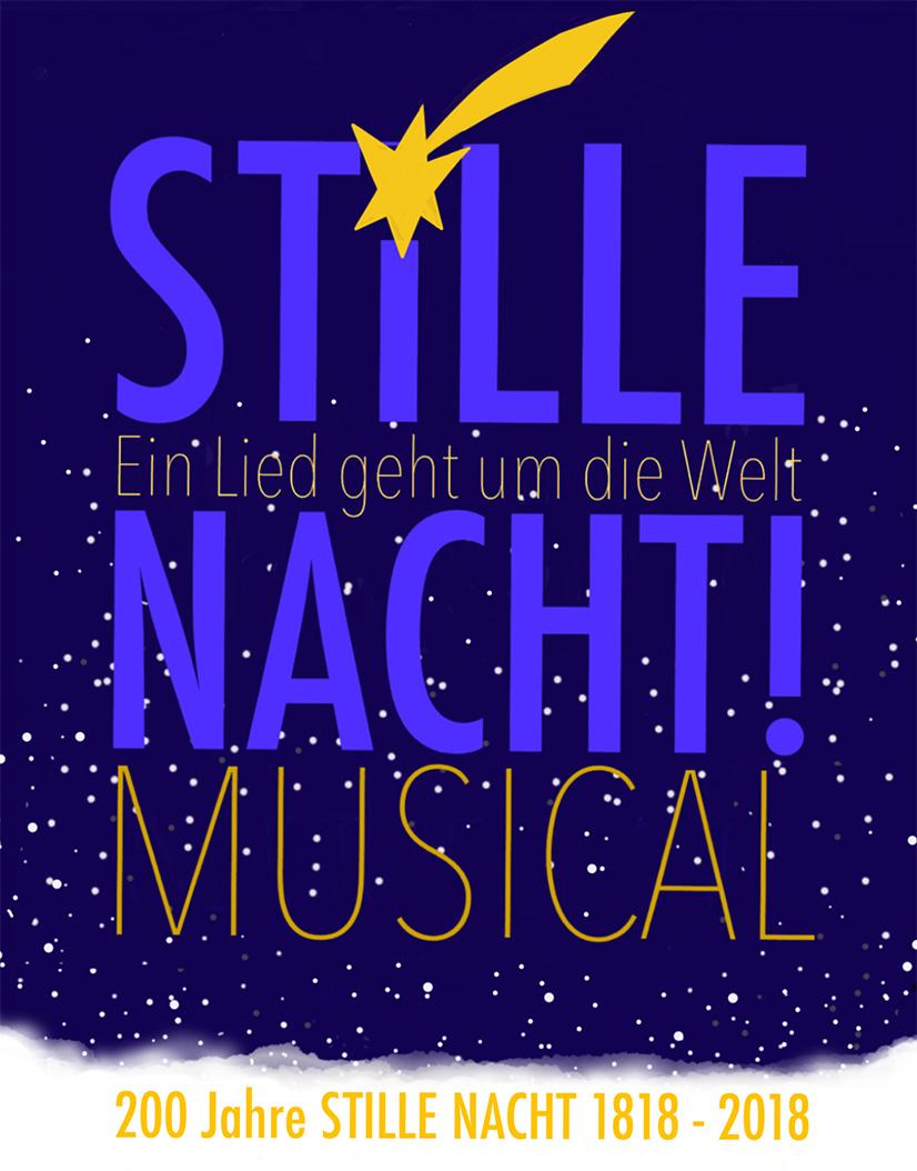 Stille Nacht!   Konzertdirektion Landgraf - Tournee-Theater EURO-Studio