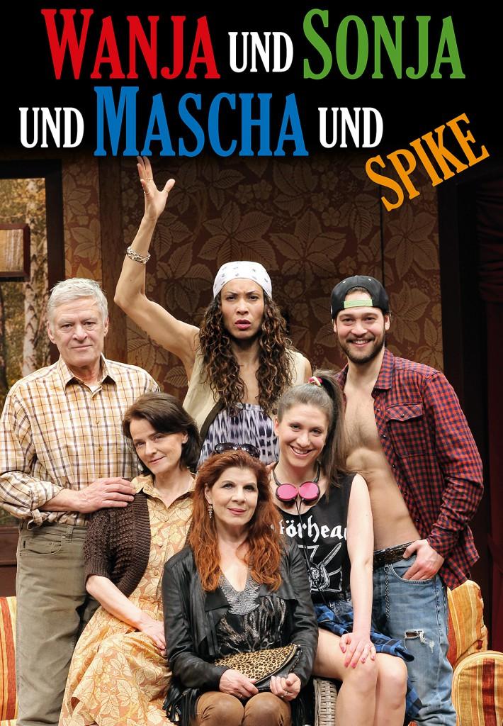 Wanja und Sonja und Mascha und Spike