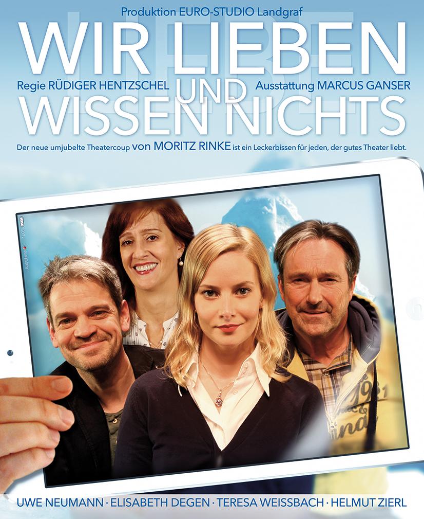 Plakat Wir Lieben 2016