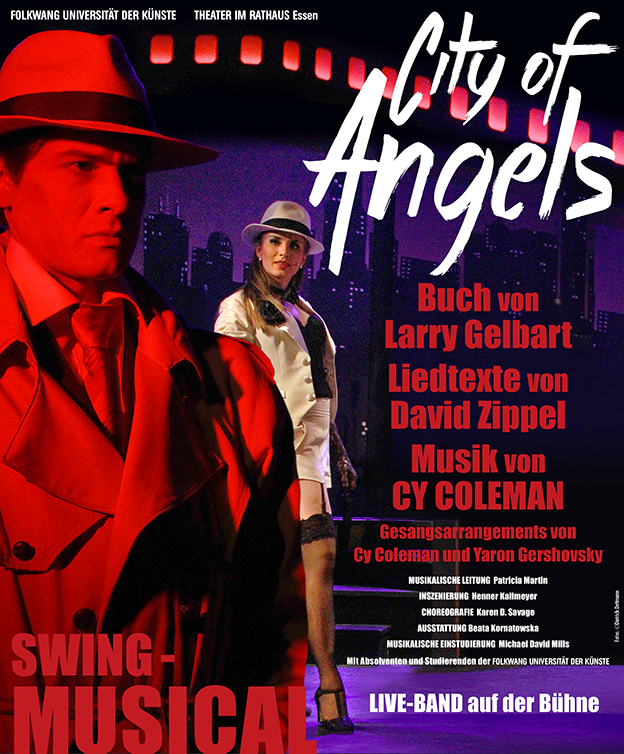 Plakat City of Angels 2015