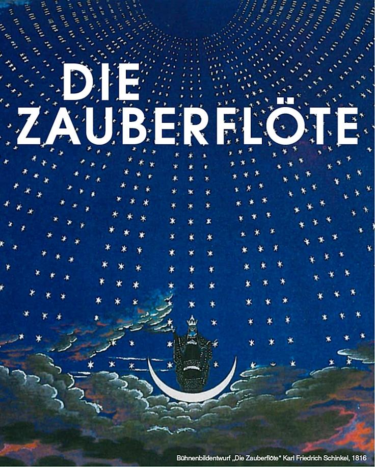 Zauberflöte © Karl Friedrich Schinkel